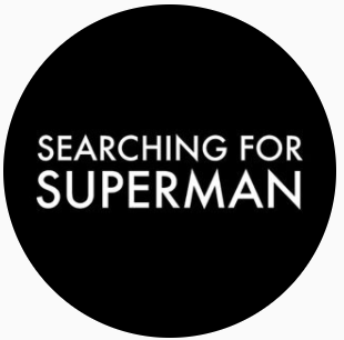 Logo Searching for Superman