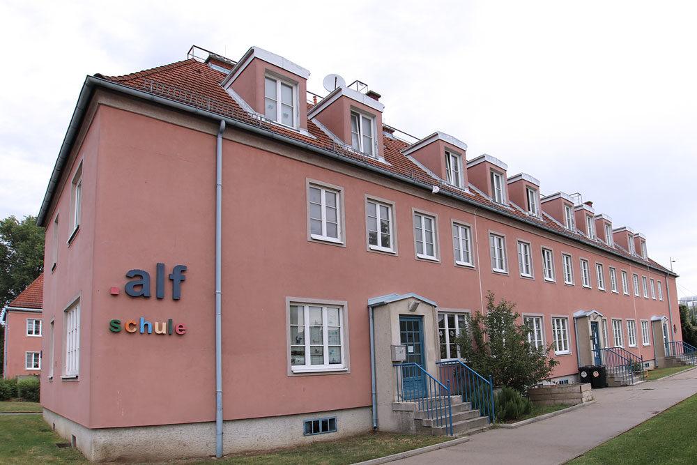 .alf Schulgebäude